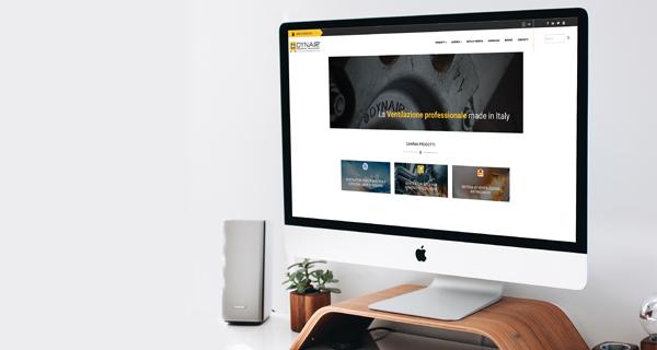 dynair nuovo sito