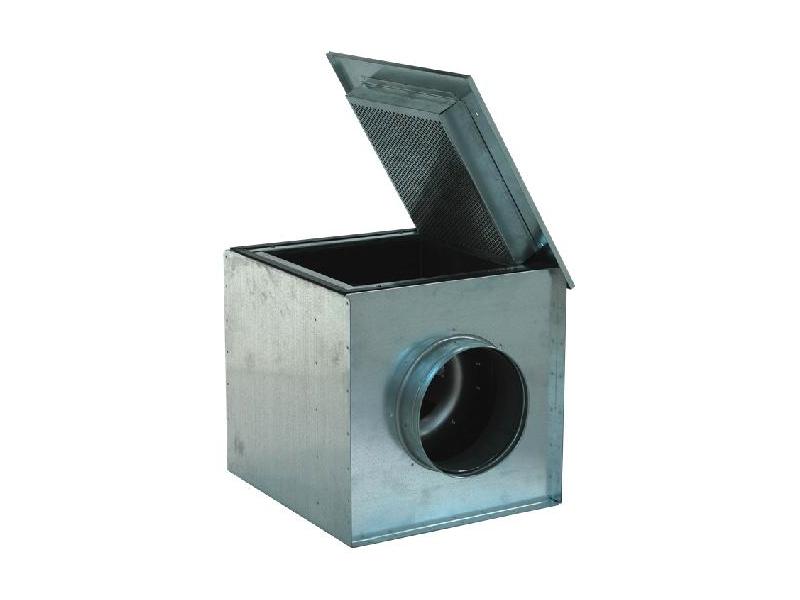 ss-box Ventilatori cassonati super-insonorizati