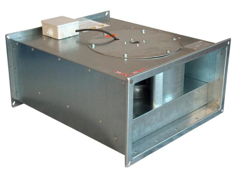 AxB Ventilatori centrifughi in linea a bocche rettangolari