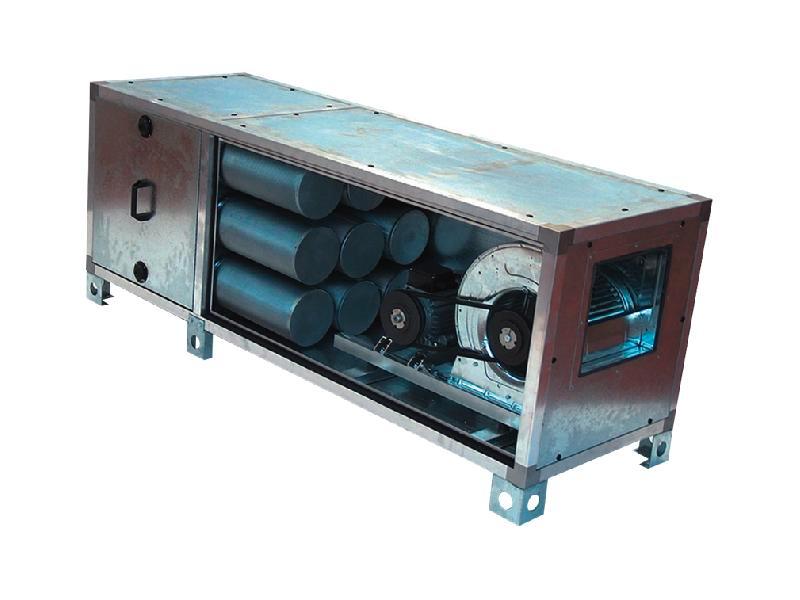 box-ca Unità di filtrazione a carboni attivi