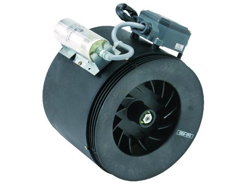 ERM-EX Ventilatori elico-centrifughi a sicurezza aumentata