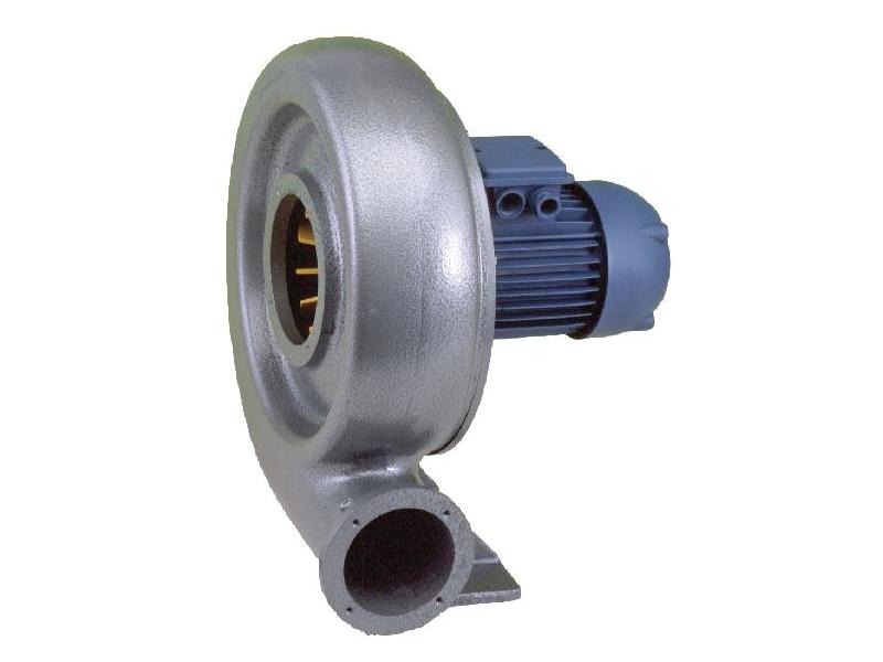 F Ventilatore centrifugo pale radiali in alluminio