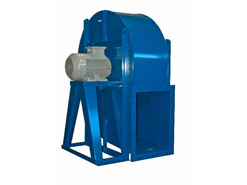 PQ-L Ventilatori centrifughi pale rovesce per aria polverosa