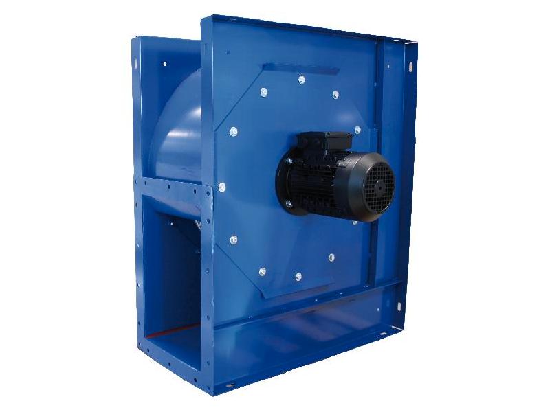 PR-Q Ventilatori centrifughi pale rovesce per aria pulita