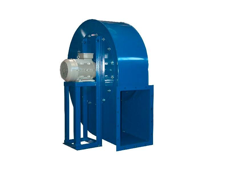PS-L Ventilatori centrifughi pale rovesce per aria polverosa