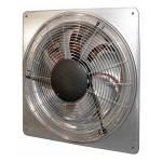 Plate Mounted And Ring Axial Fans