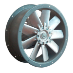 Ducted Axial Fans