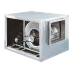 Direct Drive Double Inlet Box Fans