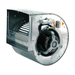 Centrifugal Box Fans And Double Inlet Belt Driven Fans