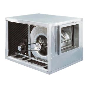 Ventilatori cassonati centrifughi direttamente accoppiati