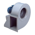 Small Size Forward Curved Blade And Radial Centrifugal Fans
