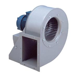 Ventilatori centrifughi pale avanti e radiali