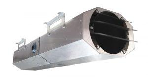 Ventilatori JET FANS per movimentazione aria T max 50°C